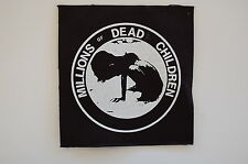 "MDC Cloth Patch Sew On Badge Hardcore Punk Rock Approx. 4""X4"" (CP81)"