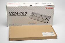 Vestax VCM-100 USB MIDI & Audio Controller w/ Vestax RK-100 LT Stand - FREE SHIP