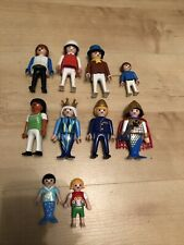 Playmobile People X10