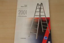 176715) Hymer - Aluplus Leiter - Prospekt 2001