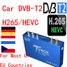 Newest DVB-T2 H.265 Car Digital TV Receiver DTV Mobile Receiver DVB T2/H265/HEVC