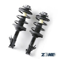 Front pair Complete Strut Assembly w/ Spring For 2001-2000 Nissan Altima