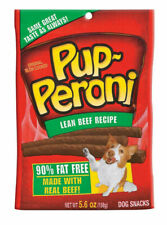 Pup-Peroni Dog Snacks Flavor Name Lean Beef Size 25 Ounce