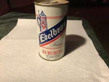 Edelbrau premium 12 oz pull tab bottom opened empty beer can Usbc 61-6.