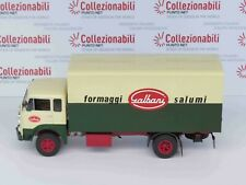 DIE-CAST CAMION TRUCK FIAT 643N GALBANI 1:43 - TEST DE AGOSTINI