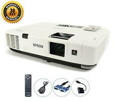 Epson VS400 3LCD Projector 4000 Lumens HD 1080i HDMI-adapter bundle