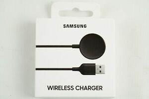 New Samsung Wireless Charger EP-OR825 Galaxy Watch Charging Dock - Black OEM