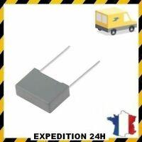 Condensateur MKP X2 1MF 1uF 1µF 275V 22,5mm