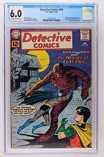 Detective Comics #298 - DC 1961 CGC 6.0 Origin and 1st App of the SA Clayface!