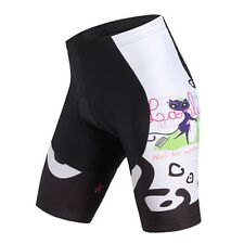 Women's Cycling Shorts GEL Padded Ladies Mountain Bike Shorts Pants Compression