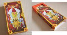 Cartas sakura cazadora (clow llave kero yue anime manga cardcaptor shaoran)