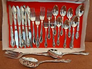 ONEIDA CHATELAINE 37 PIECE SET UNUSED BETTY CROCKER SET (Free Shipping)
