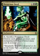 Pernicious Deed x1 Magic the Gathering 1x Masters 25 mtg card