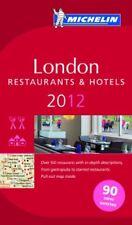 Guide Michelin London 2012 2012: Hotels & Restaurants (Michelin Guides),Micheli