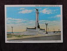 Vintage Postcard: Maine Explosion Memorial, Havana Cuba
