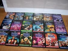 DOCTOR WHO - 36 packages 57 DVD's -  BBC VIDEO - amazing huge collection