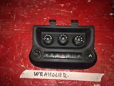 comandi aria condizionata  jeep wrangler