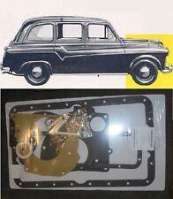 Austin FX4 Taxi (2199cc gasolina) Sumidero Junta Conjunto De Conversión De Motor (1962 - 73)