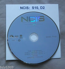 NEW Genuine NCIS Season 10 Disc 2 Replacement DVD, free shipping!