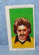 Geoff Palmer Wolverhampton soccer Collector card #478