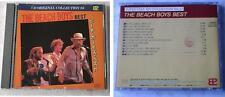 Beach Boys - Best / Super Star Coll. Vol. 17 . Japan CD