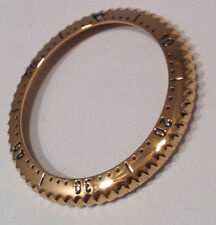 Tag Heuer SEL Mini Gold Polished Bezel WG1422 & Spring 22.7MM New Auth