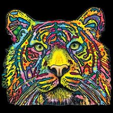 Tiger  Neon Black Light   Hoodie   Sizes/Colors