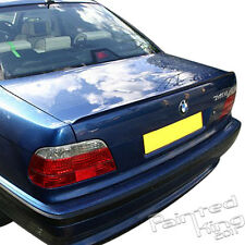 Painted BMW E38 7-Series 4DR 750iL 740iL Rear Trunk Lip Spoiler PUF