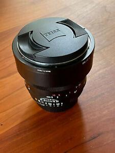 ZEISS Zeiss Makro-Planar T 50mm f/2 ZF.2 Lens For Nikon F Mount w/Microchip