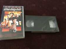 THE BIG HIT - MARK WAHLBERG, LOU DIAMOND PHILLIPS - SEALED VIDEO  VHS