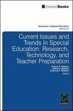 Current Issues and Trends in Special Education: Research, Technology, and Teache