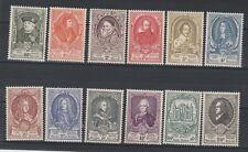 FRANCOBOLLI - 1952 BELGIO U.P.U. MNH Z/9337