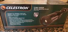 Celestron C90 MAK Telescope Package