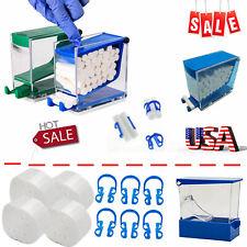Dental Lab Non Sterile Cotton Rollscotton Rolls Dispensers Holder Clips Clamps