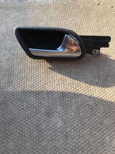 2007 VW GOLF MK5 DRIVER SIDE REAR INTERIOR DOOR HANDLE 1K4839114B