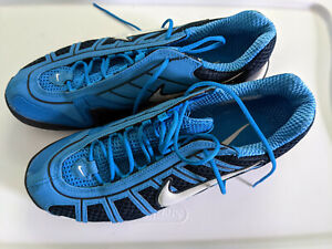 Blue Nike Zoom Air Fencing Shoes US Size 7 (men's) great condition