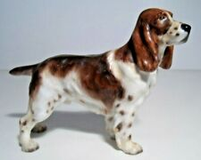 Royal Doulton Dog Figurine, Springer Spaniel, Dry Toast, Hn 2517, Retired