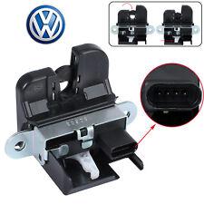 Rear Tailgate Boot Lid Lock Latch Catch Actuator For VW GOLF V VI PASSAT B6