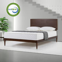 Mattress in a Box Queen Twin Full King Size 8 Inch Innerspring Extra Firm Foam