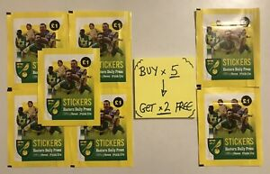 ⚽️ BUY 1 x STICKER and GET 1 x FREE! (two for £1) - 2020-21 NORWICH CITY ARCHANT