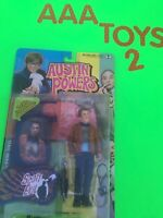 "McFarlane Toys Austin Powers SCOTT EVIL ""trillion billion numbnuts"" Figure NEW"