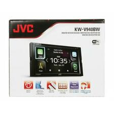 "JVC KW-V940BW Double DIN 6.8"" Bluetooth Apple Android Car Audio In-Dash Receiver"