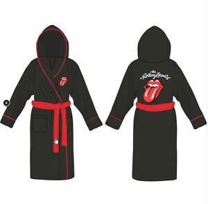 Rolling Stones Robe Bath Robe Music Fan Shop Unisex