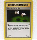 POKEMON set FOSSIL 1a edizione - GIOCO D'AZZARDO - 60/62 ITALIANO-MINT/NEAR M