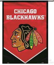 Chicago Blackhawks Premium 2-sided Garden Window Flag Banner Hockey FD - NO POLE
