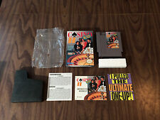 Casino Kid II 2 (Nintendo, NES) Complete in Box - Authentic - Tested