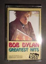 Cassette BOB DYLAN Greatest Hits TAKT Music Polish Cassette Rock Folk 60s Pop