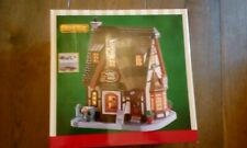 LEMAX THE PIE SHOP NEW BOXED 2017 75258 WORKING