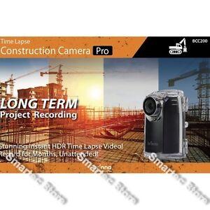 Brinno Construction Time Lapse Camera Pro Bundle BCC200
