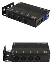 INVOLIGHT DMXS4 4-Wege DMX Splitter / Repeater Booster DMX Verteiler